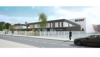 Location entrepôt - atelier à Bègles - Ref.33.7683 - Image 1