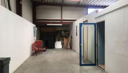 Vente local d'activité - entrepôt à Roubaix - Ref.59.9728 - Image 3
