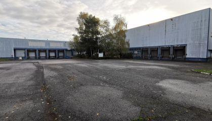 Location local d'activité - entrepôt à Lesquin - Ref.59.9766