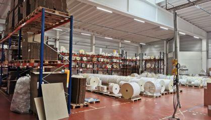 Location entrepôt - atelier à Avelin - Ref.59.9765 - Image 2